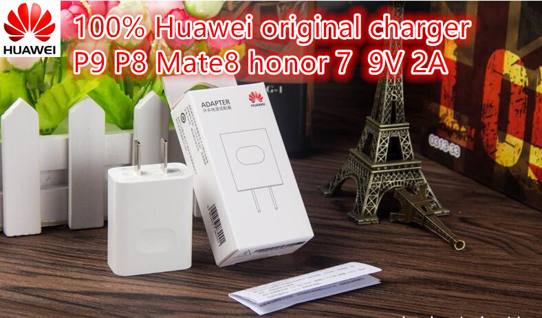 Original Fast Charge for HUAWEI P9 8 Mate 8 honor7 9V 5V 2A QC2 0 Quick