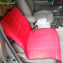 New Arrival Fashion Dog Car Rear Back Seat Cover Blanket Cushion Protector Pet Mat RD(China)