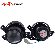 "TW-GT Car styling 2.5"" hid xenon fog lamp projector lens DIY H11 for Mercedes benz E-class w212 classic elegance Gl-class x164"