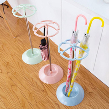 Creative Hotel Lobby Household Umbrella Stand Storage Barrel Simple Japanese Style Cherry Blossoms Shape Umbrella Rack