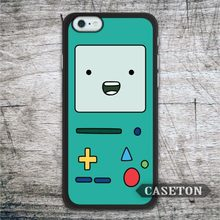 Lovely Beemo Adventure Time Case For iPhone 7 6 6s Plus 5 5s 5c 4 4s and For iPod 5 Lovely Protective Phone Cover Wholesale
