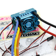 RC Model XERUN SCT PRO Blue 120A RC Brushless Motor ESC Speed Controller blue color