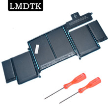 LMDTK Laptop Battery FOR Apple Macbook Pro Retina13-INCH A1502 (2013 2014 Year) A1493 11.34V/71WH Wholesales(China)