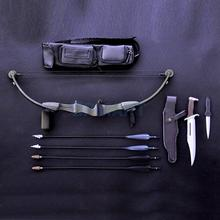 Modern Bow & Arrow Set for 1/6 Scale 12 inch Action Figure Man Hot Toys Dragon BBI(China)