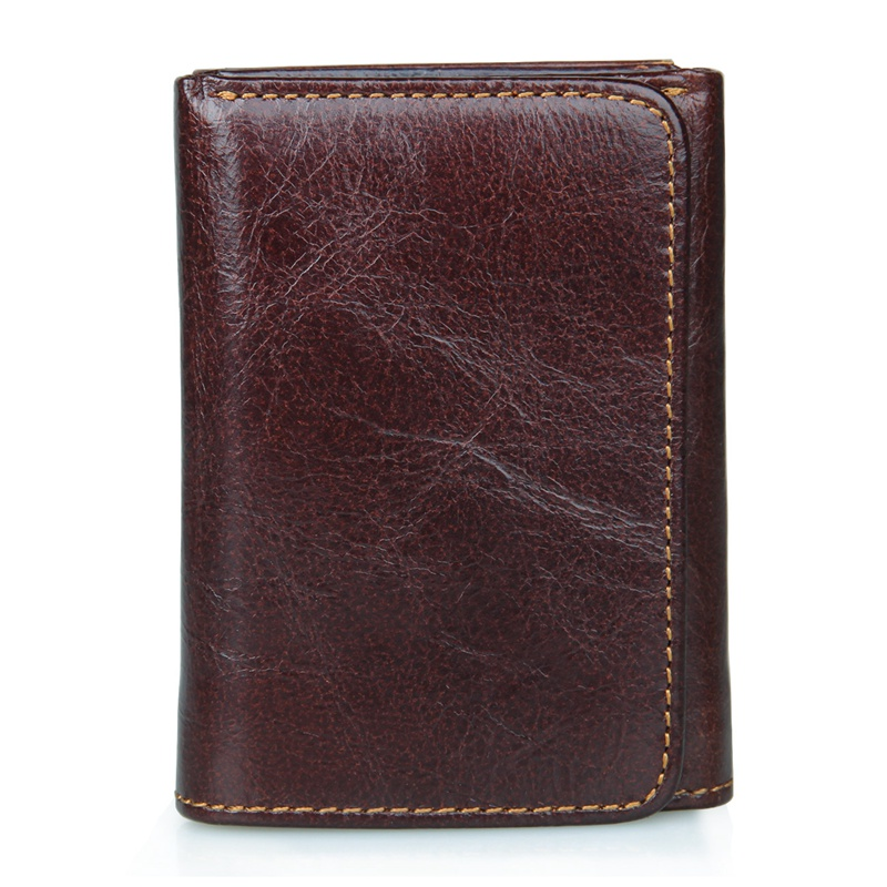 J.M.D RFID Blocking Wallets Genuine Leather Coin Purses For Mens ID Card Holder Case R-8106Q<br><br>Aliexpress