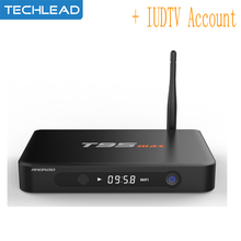 Android TV box Bluetooth 2GB 32GB with Arabic Swedish Europe African IPTV account Italy Greek IUDTV code UK usa Dutch m3u file