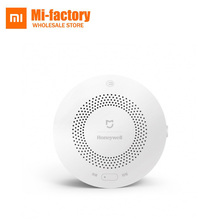 Buy Original Xiaomi Mijia Honeywell Smart Gas Alarm Detector CH4 Monitoring Ceiling Wall Mounted Easy App Remote Control for $36.92 in AliExpress store