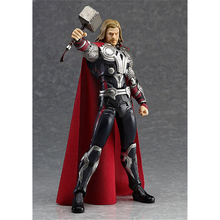 Super Hero Thor Action figure toys Thor figure Collection Model PVC toys 14cm For Kids Anime lovers as Christmas Gift N031(China)