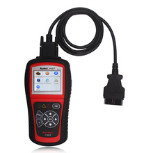 Original Autel Autolink AL519 OBD2 Scanner Code Reader Car Diagnostic Automotive Tool Portuguese Spanish for Brazil Chile Cars