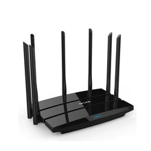 TP-LINK WDR8500 Wireless Wifi Router Repeater Dual Band Gigabit 2200Mbps Wi-fi 802.11AC 7 Antennas  Roteador