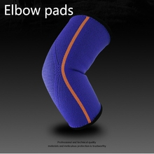 YINGTOUMAN 2 pcs/lot Breathable Outdoor Elbow Supporter Sport Arm Cover Guard Elbowpad Elbow Supper Basketball Tennis Arm Band(China)