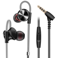 KST-x9 Magnet Earphone With Mic & 2 Part-Design Wire & Stereo Bass Earbuds Handsfree For Android/IOS phone oppo xiaomi iphone(China)