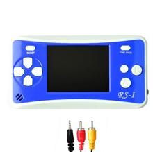 "2.5""LCD Mini Portable handheld game playe  8-Bit Retro Video Games Portable Handheld Console w/ Speaker"