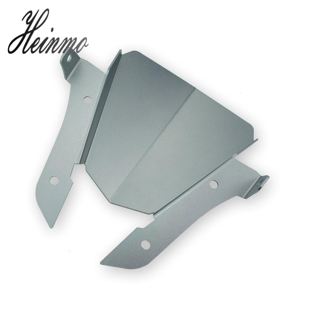 6-Gray Windscreen For Yamaha MT07