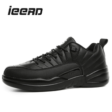 2016 New winter shoes men basketball shoes Keep warm outdoor Athletic shoes zapatos hombre Winter boots men sports shoes