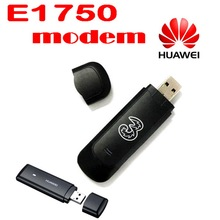 50% shipping fee 10 PC Huawei 3G Wireless Network Card USB Modem E1750 WCDMA  for PC/Tablet/SIM Card HSDPA/EDGE/GPRS/android