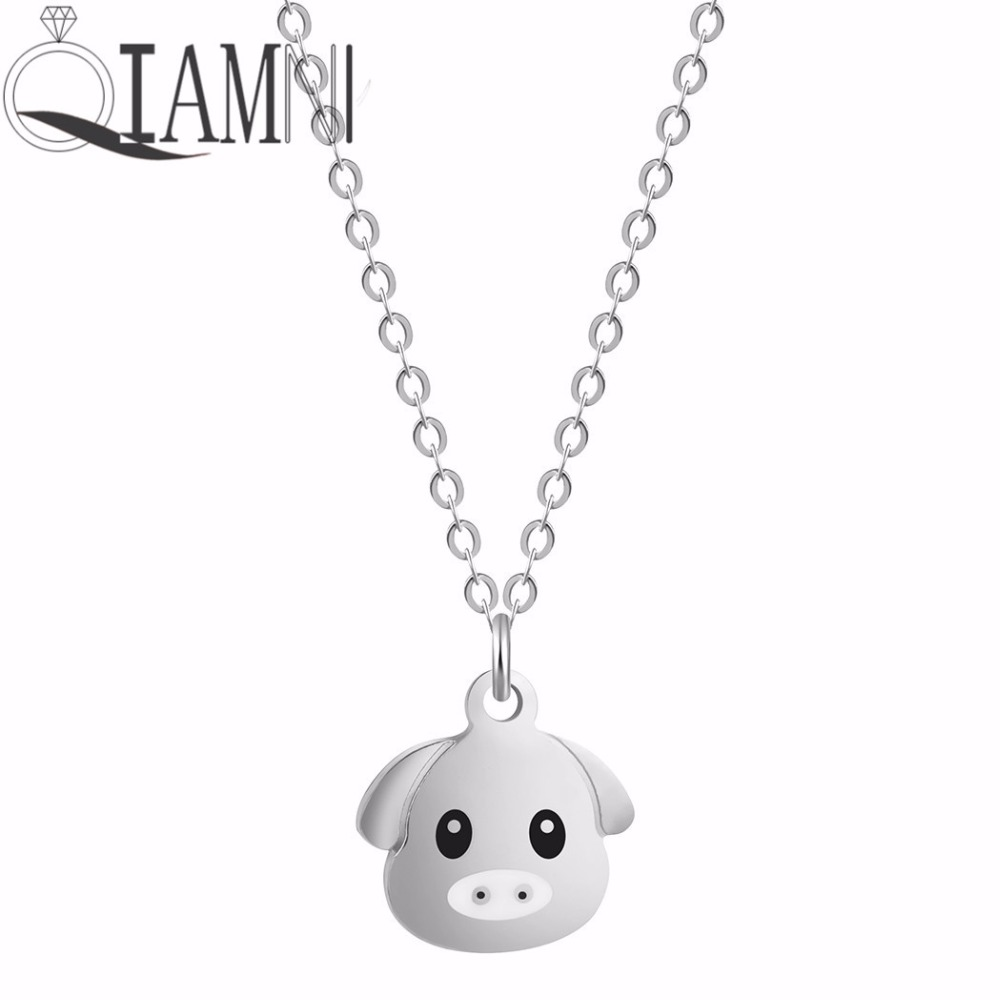 QIAMNI-Pet-Lover-Gift-Lovely-Dog-Animal-Pendant-Necklace-Gift-Women-Girls-Birthday-Party-Charm