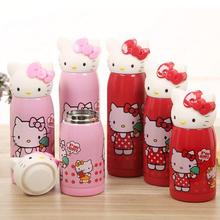 Hello Kitty Stainless Mug for School Students and Office Lady