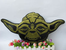 Original Special Star Wars Yoda Stuff Plush Toy Cushion Pillow Birthday Gift Collection
