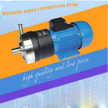 120w Static seal structure stainless steel magnetic pump for water treatment(China)