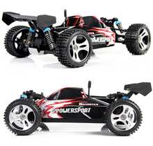 2.4G Remote Control Four-Wheel Drive Beach Mountain Cross Country Slip Shatterproof Super Speed 50km/H Best Racing Toys