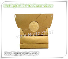 7 pieces/lot Vacuum Cleaner Bag Paper Dust Bags for Electrolux Mondo - Z1150 Z1100~Z1150,ZW11 Series Volta - Dolphin Blue U5001