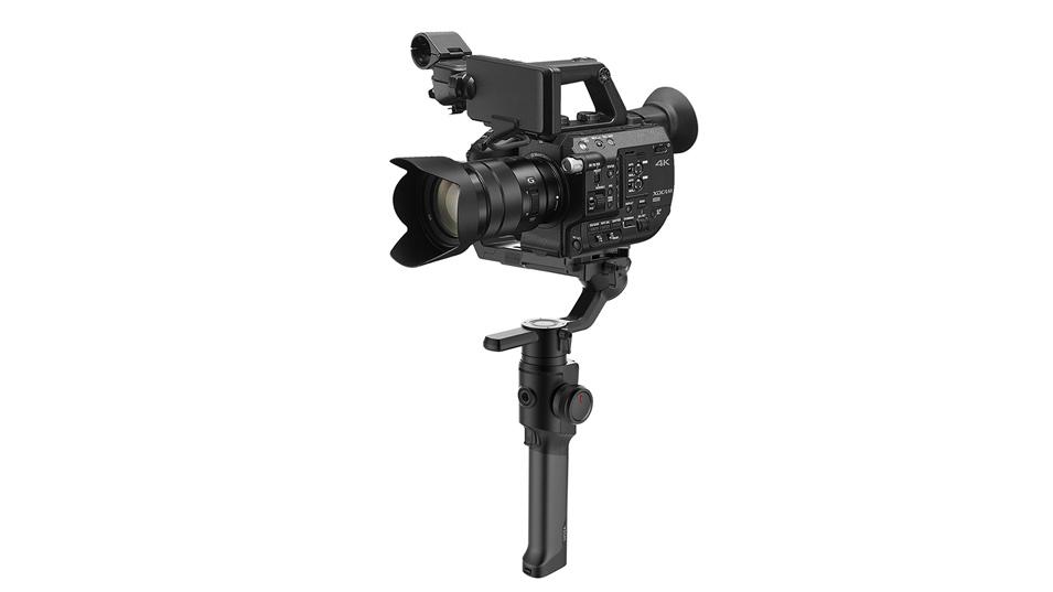 DIGITALFOTO Moza Air 2 Maxload 4.2KG DSLR Camera Stabilizer 3 Axis Handheld Gimbal for Canon Nikon PK DJI Ronin S Zhiyun Crane 2 18