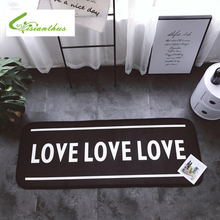 "Buy Carpet Bedroom Decorating Soft Floor Carpet Warm ""LOVE"" Printed Home Living Room Doormat PLant Floor Rugs Slip Resistant Mats for $23.57 in AliExpress store"