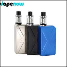 Original Tesla Invader III Starter Kit Invader 3 240W Box Mod with 2ML Carrate 22 RTA Tank Electronic Cigarette Kits