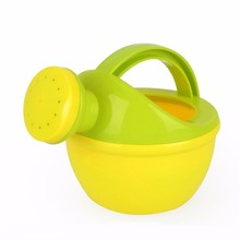 1 Pc Creative Baby Bathing Watering Kettle Toys for Children Beach Playing Water Playing Sand Plastic Tools Funny Game Gifts