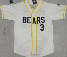 mounttop Baseball Jerseys Bad News Bears #3 Baseball Jersey Stitched Numbers Cheap Throwback top quality Movie Jerseys(China)