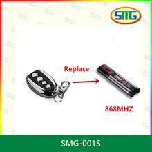 868mhz Sommer 4020, Sommer 4026 Compatible remote control. Replacement original SOMMER product!