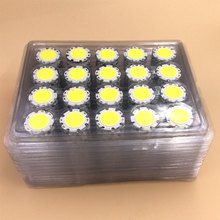 10PCS DC36-40V 28mm Rounded 12W LED COB Chip Warm Natural Cold White Lighting Source for Down Lights Spot Lamp LED Bulbs DIY(China)