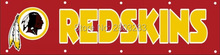 Washington Redskins Wide Fans Supporters Outdoor American Football Team Flag 8X2FT Drop Shipping Custom Club Sport Flag
