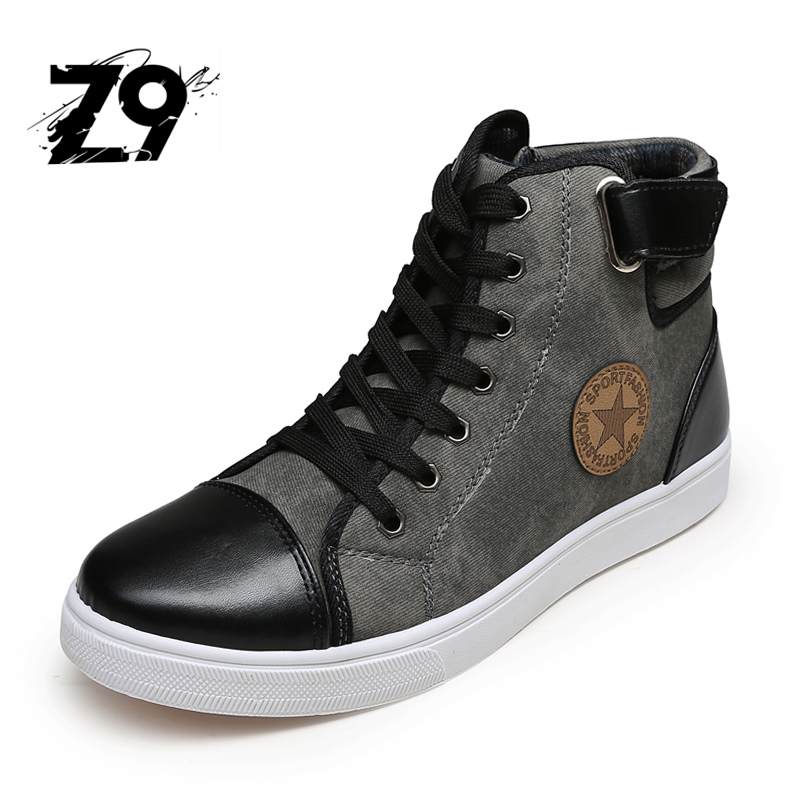 Top new fashion  shoes men boots casual oxford canvas style comfortable flats spring summer quality design<br><br>Aliexpress