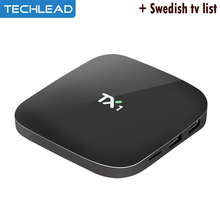 TX1 Android IPTV BOX with Sweden TV subscription India African Portugal Greek Channel Poland Russia Arabic UK USA code m3u Spain