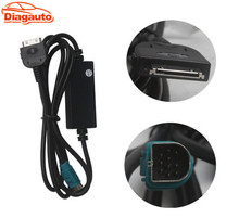 Diagauto For Alpine KCE-422i iPod/iPhone Cable 5V