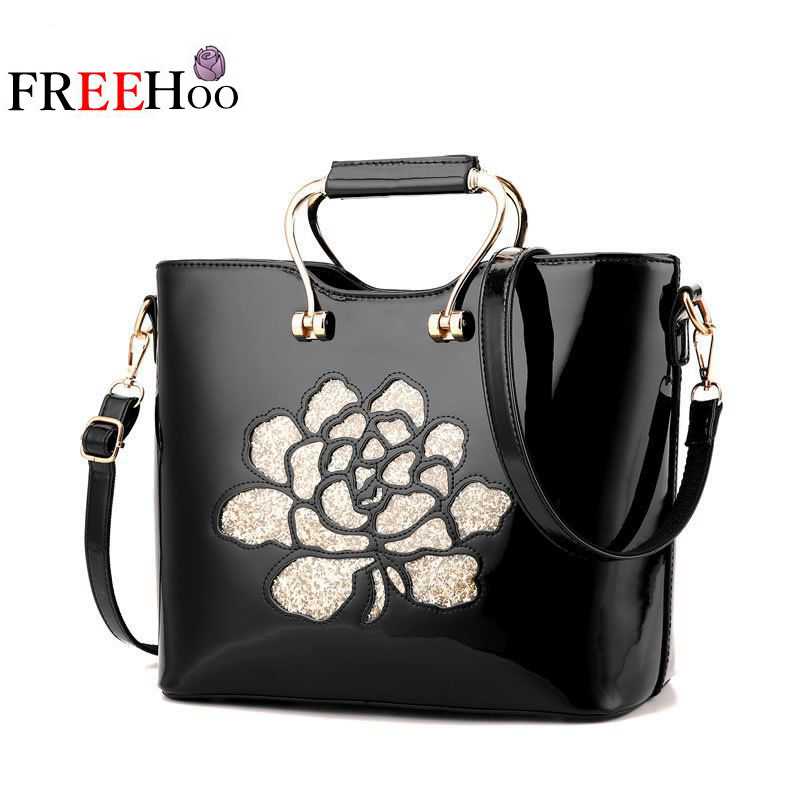 2017 new style in European luxury fashion patent leather famous brands bag bride handbags woman messenger bags<br><br>Aliexpress