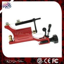hot sell 2016 high quality stability red rotary tattoo machine gun for liner and shader in stock