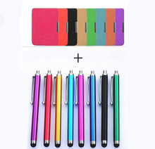 "Pocketbook mini 515 5"" inch Ebook Leather Case Cover, Slim, Smart Wake Up, Magnet Closure, 7 Colors, + Screen Pen Free Shipping"