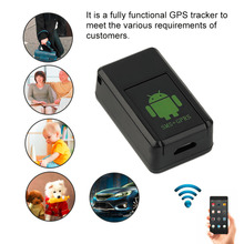 Mini GPS Tracker Global Locator MMS Photo Video Recorder Camera Motion Detect For Kids Pets Elder Cars Anti Lost Alarm