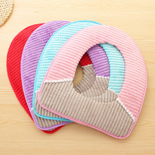 Winter warm toilet seat cover cloth thicken carpet seat overcoat mat pad comfortable baby potty seat toilet case