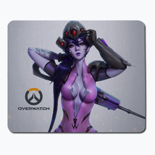 Overwatch Widowmaker Mouse Pad Sexy Optical Mouse Anime Big Mouse Pad Computer Keyboard Large Mouse Pad Notebook Gaming Mat