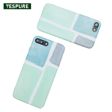 YESPURE Fancy Anti Gravity Case Covers for Iphone 7plus Cheap Cell Phone Accesorios Para Celular Wholesale Marble Phone Case(China)