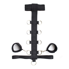 Buy Slave Collar Handcuffs Bondage Restraints Ankle Hand Cuffs Adult Games Sex Products, Sex Toys Couples