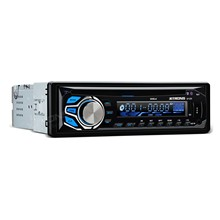 In Dash Single Din Car DVD One Din Car Radio 1 Din Car Audio with DC 12V Power for Small Vehicles Limousine, Minibuses, Minicars(China)