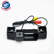 Hot selling 2016 Car Rear view camera for Suzuki SX4 2012 SUZUKI SX4 HATCHBACK CAR Rear View Backup Camera Parking System Cam W(China)