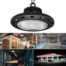 Led High Bay Light Industrial Aluminum Bulbs Ac Industriele Verlichting Pipes Lighting Warehouses Powered Leds 200w Lamps(China)