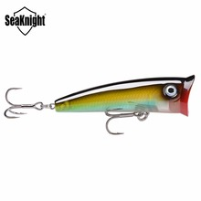 SeaKnight SK004 Topwater Fishing Lure Popper  Wobblers  Isca Artificial Bait for Long Casting Hard Plastic Baits 70mm 11g