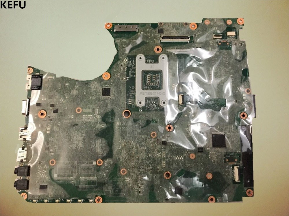 KEFU FOR Toshiba L750D L755D Laptop Motherboard A000081230 DA0BLFMB6E0 DDR3